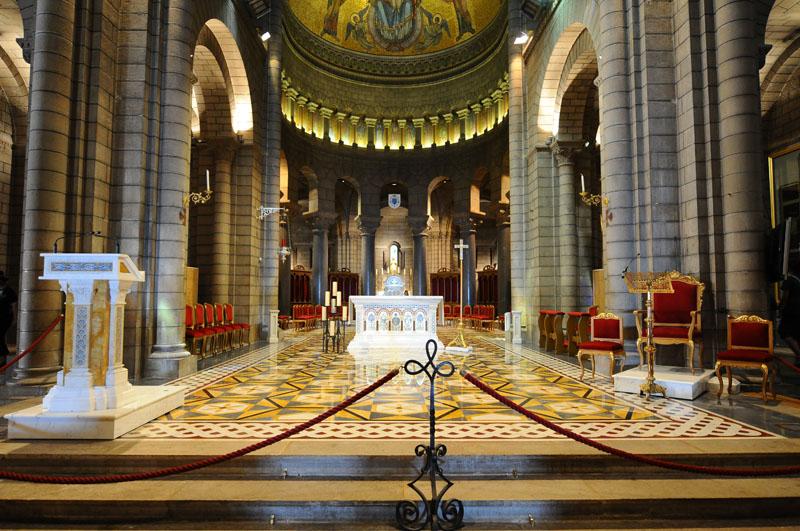 Монако. Кафедральный собор. Monaco. 105.
