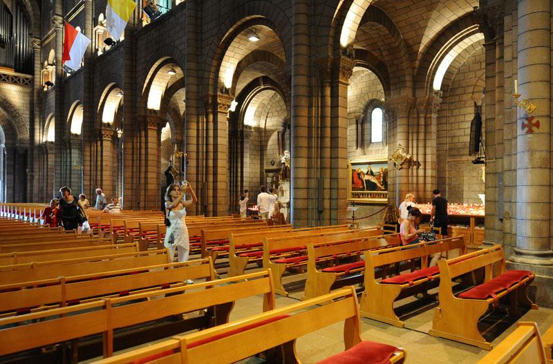 Монако. Кафедральный собор. Monaco. 109.