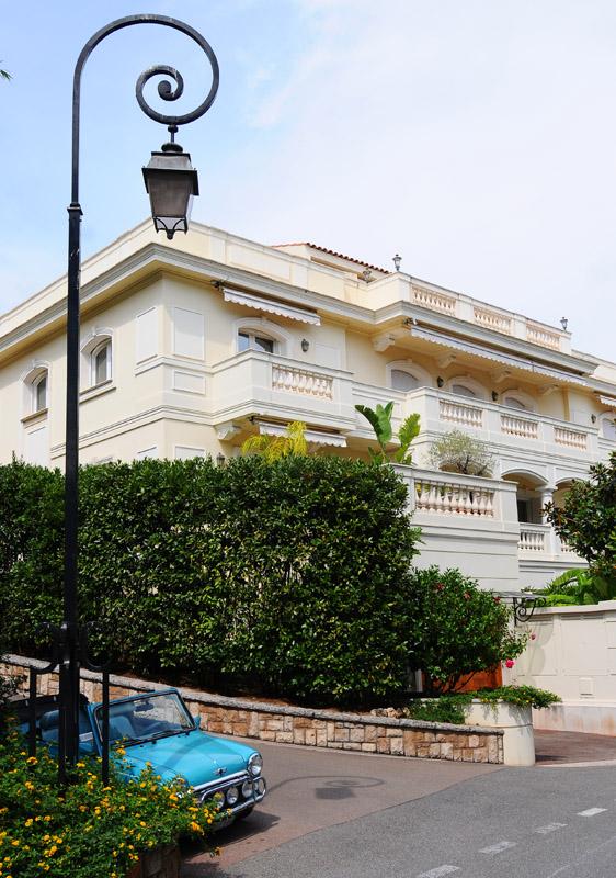 Монако. Княжеский дворец. Monaco. 119.