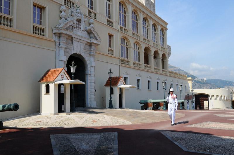 Монако. Крепость. Monaco. Фото 89.