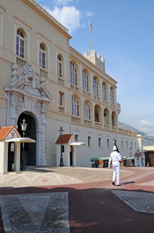 Монако. Крепость. Monaco. Фото 90.