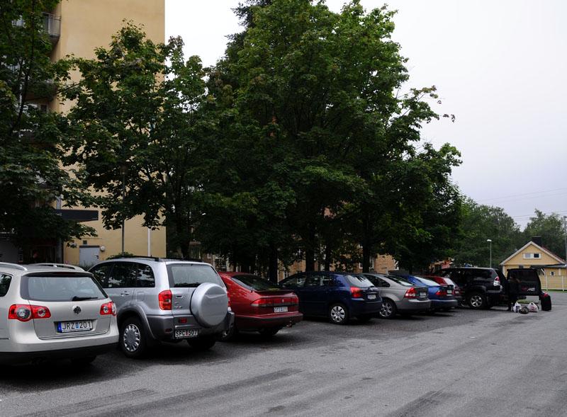 Стокгольм - Эстерсунд. 2