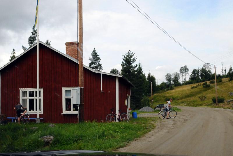 Стокгольм - Эстерсунд. (c)Smyslik. 57