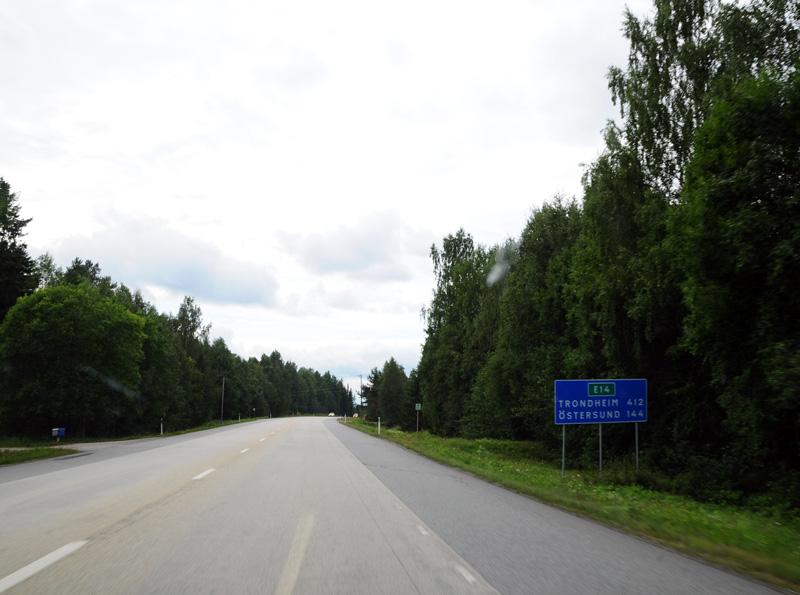 Стокгольм - Эстерсунд. (c)Smyslik. 64