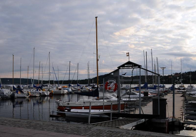 Остерсунд. Озеро Стуршён. Ostersund. 35.