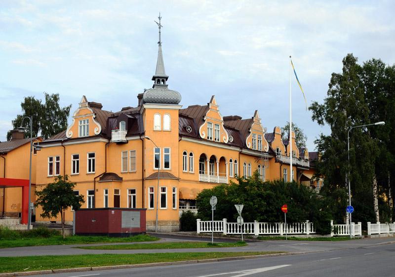 Остерсунд. Ostersund. 42