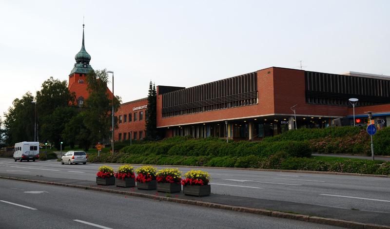 Эстерсунд. Ostersund. 63