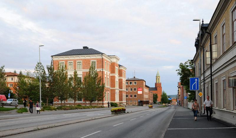 Эстерсунд. Ostersund. 67