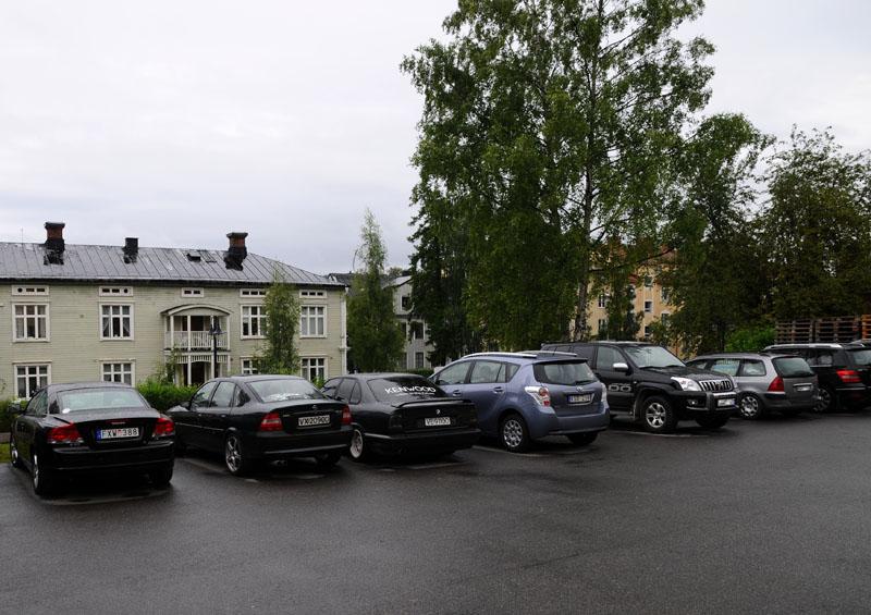 Остерсунд - Трондхейм на автомобиле. 1