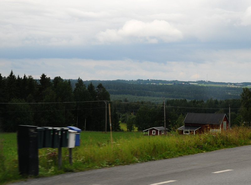 Остерсунд - Тронхейм. Е14. (c)Smyslik 8