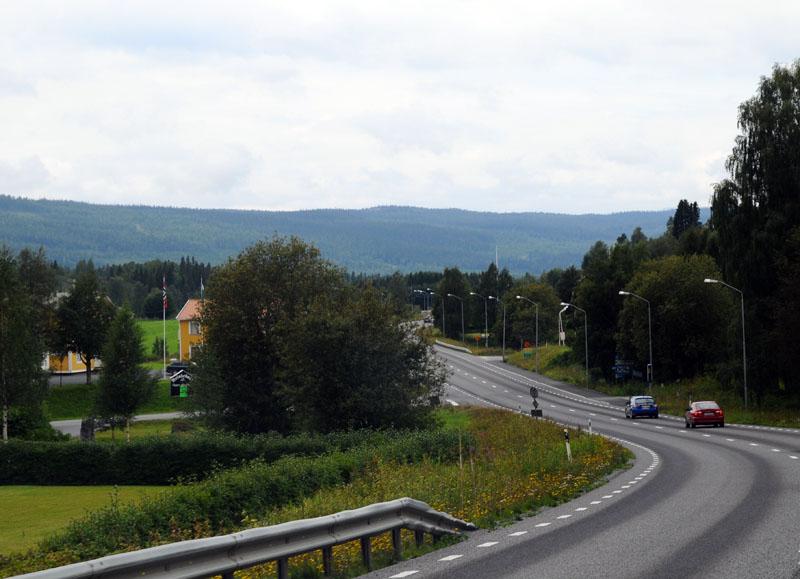 Эстерсунд - Тронхейм. Е14. (c)Smyslik 14