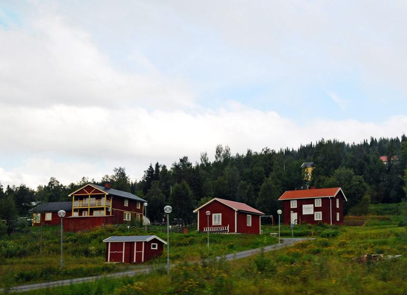 Остерсунд - Трондхейм. Е14. (c)Smyslik 18