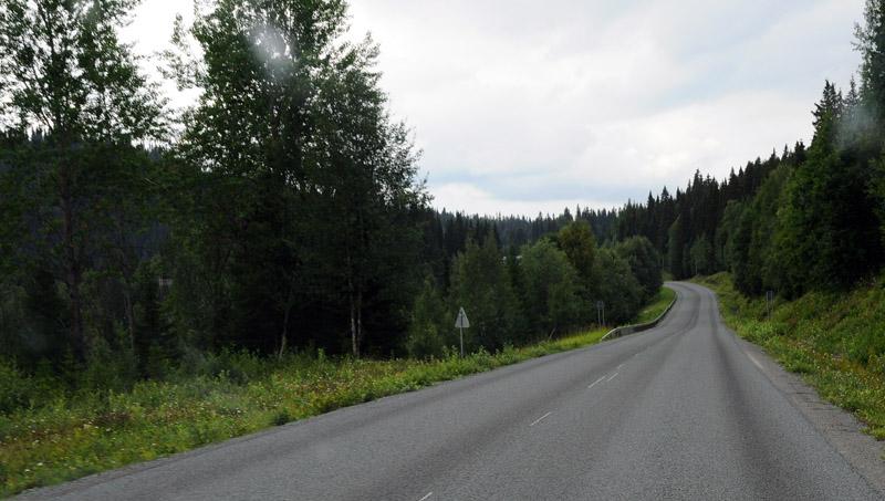 Эстерсунд - Трондхейм. Е14. (c)Smyslik 30