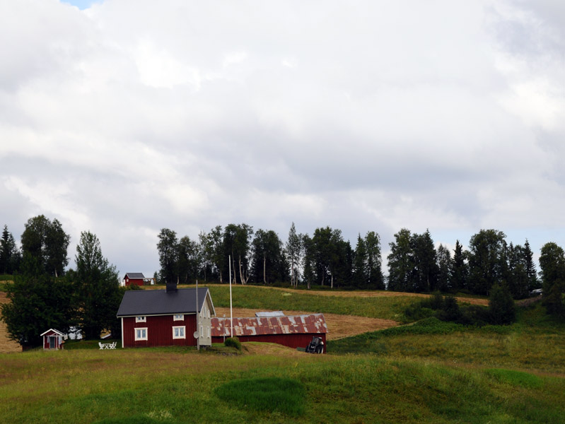 Остерсунд - Трондхейм. Е14. (c)Smyslik 35