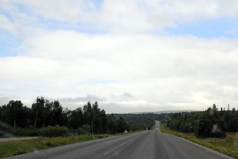 Остерсунд - Тронхейм. Е14. (c)Smyslik 41