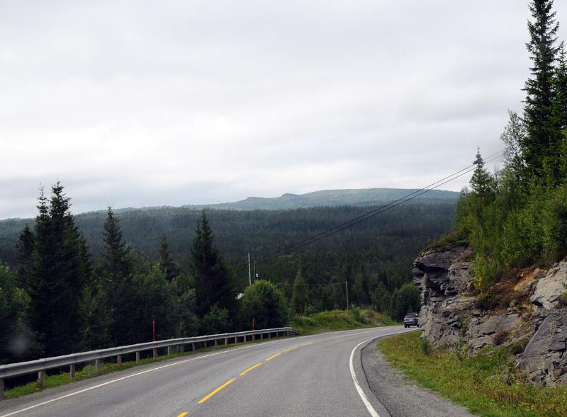Остерсунд - Трондхейм. Е14. (c)Smyslik 45