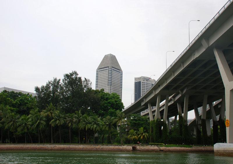 Сингапур. Экскурсия Дак Тур. Singapore. Duck Tours.