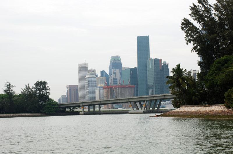 Сингапур. Экскурсия на амфибии.Singapore. Duck Tours.