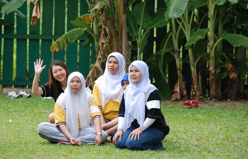 Пенанг. Девушки. Penang. Girls.