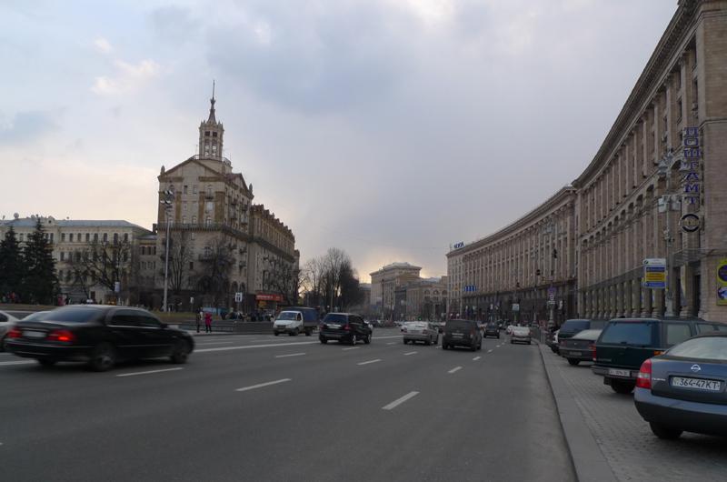 Киев Крещатик 24