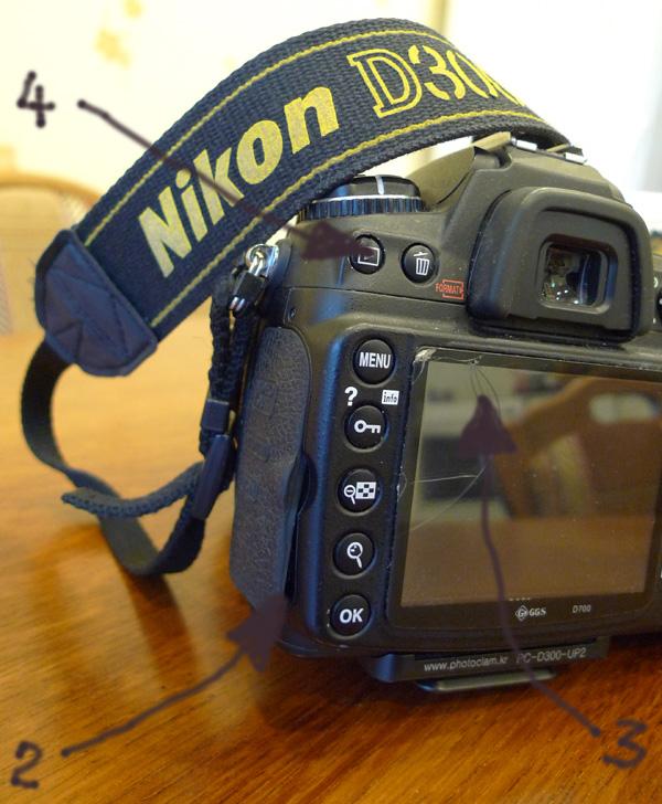 Nikon D300.