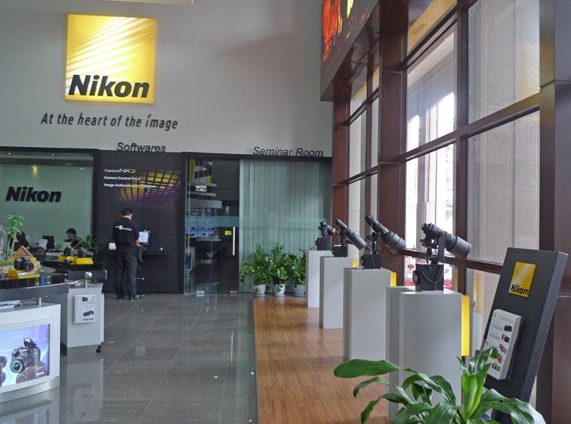 Сервис Никон в Куала-Лумпуре. 5