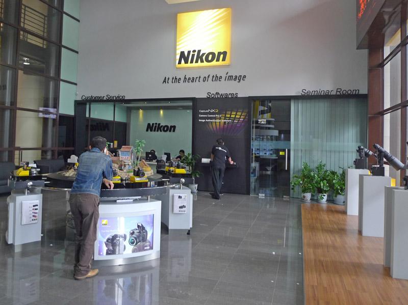 Сервис Никон в Куала-Лумпуре. 6