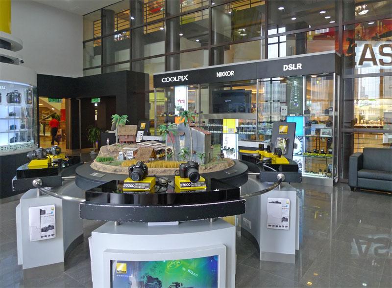Сервис Никон в Куала-Лумпуре. 8