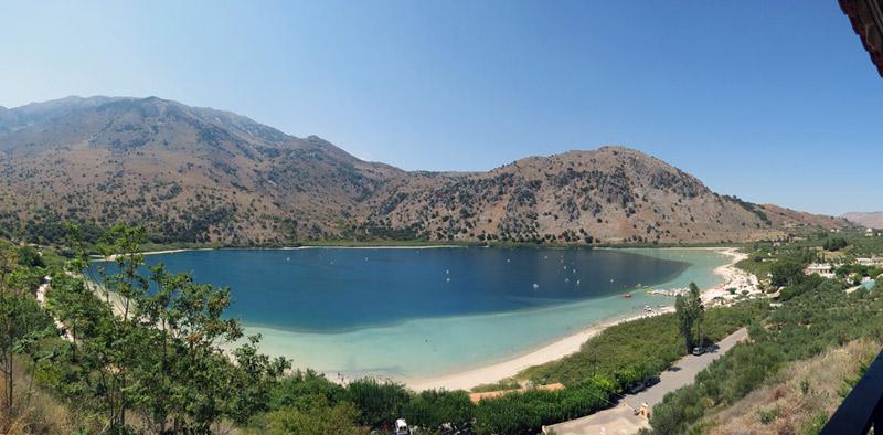 Озеро Коурна. (c) Max226.