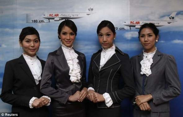 Таиланд. Стюардессы-транссексуалы. 2