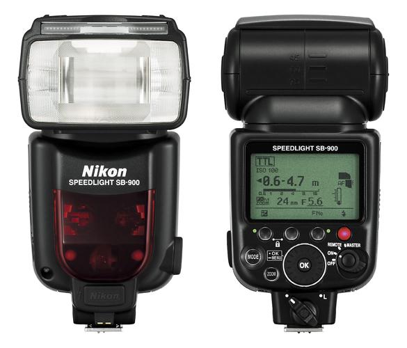 Вспышка Nikon SB-900