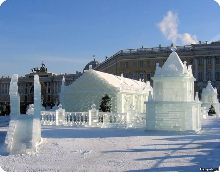 Санкт-Петербург. Ледяной дворец. 2